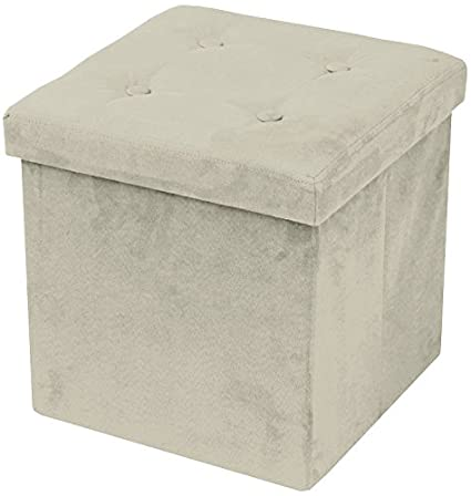 Gentil Sorbus Storage Ottoman Bench U2013 Collapsible/Folding Bench Chest With Cover U2013  Perfect Toy And
