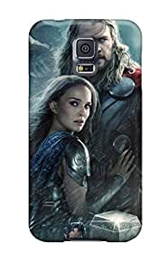 Fashionable FKjDfuA6761JekXp Galaxy S5 Case Cover For 2013 Thor 2 The Dark World Protective Case