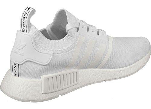adidas Originals Herren NMD_r1 PK Sneaker Weiß