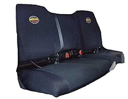 Polaris Ranger Hardcore Seat Covers Black