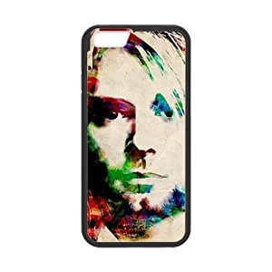 Tt-shop Custom Phone Case Cover Nirvana Kurt Cobain 02 For iPhone6 4.7