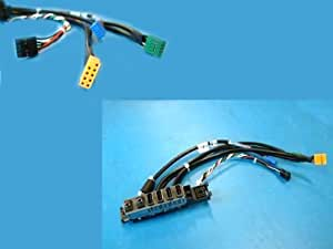 Sparepart: HP CA ASSY FRONT I/O SFF, 581351-001