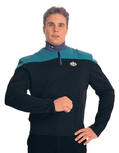 (Deep Space Nine Shirt Costume - Small - Chest Size)