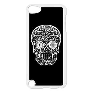 iPod Touch 5 Case White Calavera Nosferatu JSY4253923KSL