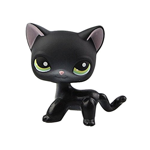 HANANei Clearance Littlest Pet Toys LPS Collector Toy LPS Collectible Figure Loose Standing Dog