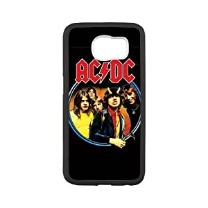 ANCASE Rock Band ACDC Phone Case For Samsung Galaxy S6 G9200 [Pattern-5]