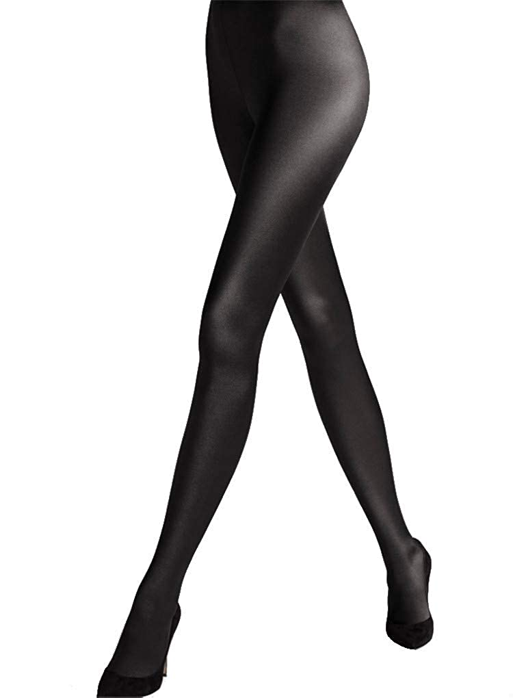 5998b8222 Wolford Satin De Luxe Tights at Amazon Women s Clothing store