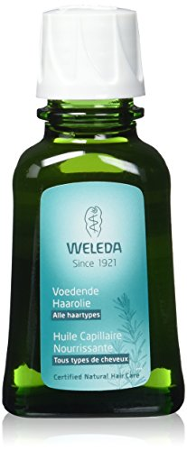 Conditioning Colorant - Weleda Rosemary Conditioning Hair Oil, 1.7 Fluid Ounce