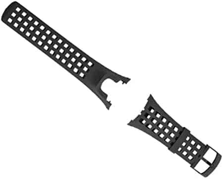 SUUNTO AMBIT BLACK WATCH BAND STRAP SS018625000