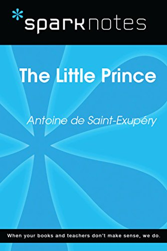 The Little Prince (SparkNotes Literature Guide) (SparkNotes Literature Guide Series)