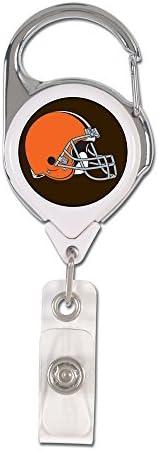 NFL Retractable 2S Prem Badge Holders