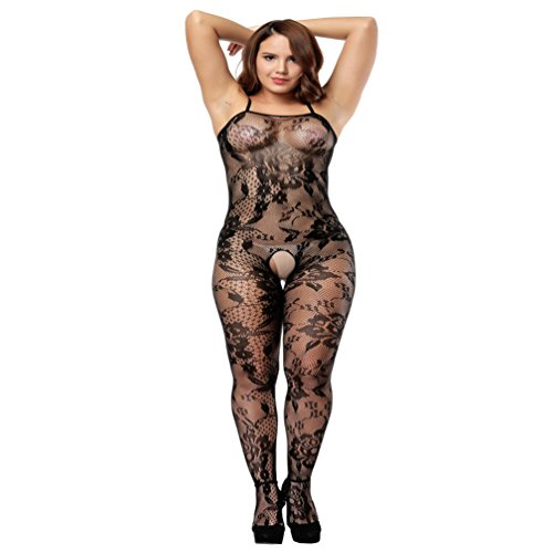 Deksias Crotchless Bodystocking Crotch Lingerie product image