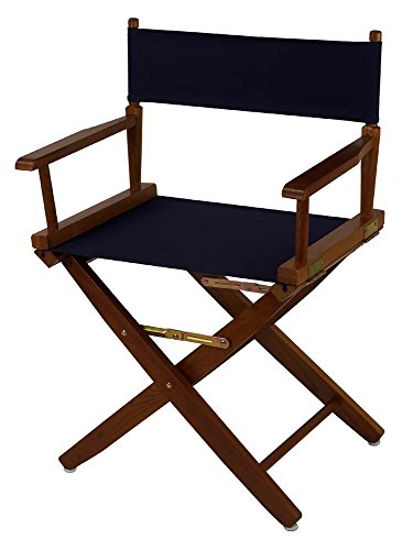 Casual Home Mission Oak Frame Directors Chair by Casual Home (Image #6)