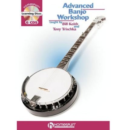 The Advanced Banjo Workshop: Book/CD Package (Mixed media product) - Common
