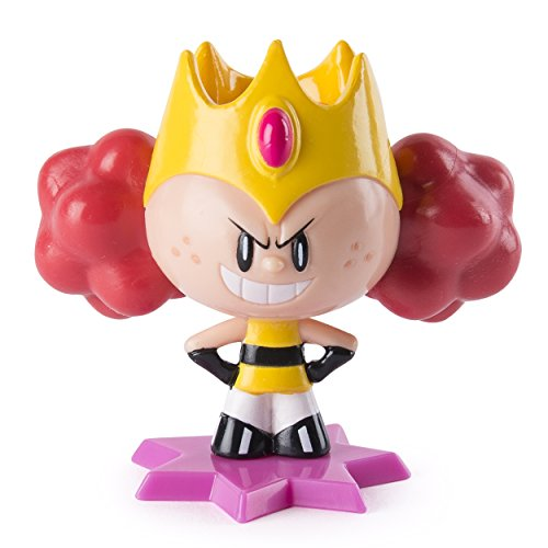 (The Powerpuff Girls - 1.5 Inch Mini Figure Collectible with Display Stand - Series 1 - Princess)