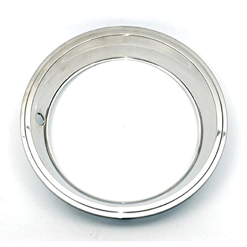 Eckler's Premier Quality Products 75260370 Firebird Rally Wheel Trim Ring 14 x 7 With Inside Style Clips Original