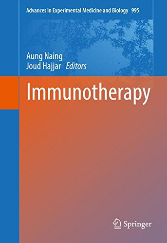 Immunotherapy (Advances in Experimental Medicine and Biology)
