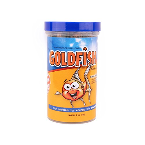 HBH Pisces Pros Goldfish Flake Frenzy Fish Food (2 oz) (Hbh Formula)