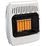 Empire Vent-Free Radiant Heater LP 6000 BTU, Manual Control
