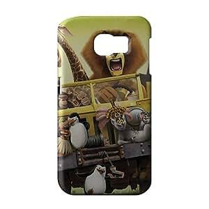 Cool-benz madagascar (3D)Phone Case for Samsung Galaxy s6