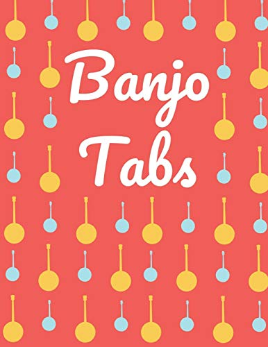 Banjo Tabs: Stylish Banjo Tablature Blank Sheet Music for sale  Delivered anywhere in Canada