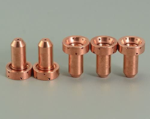 9-8231 Plasma Ugello 70Amp Fit Thermal Dynamics SL60//SL100 Torcia,5pk