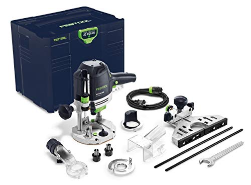 Festool Emerald Edition OF 1400 EQ Router IMPERIAL (576692)