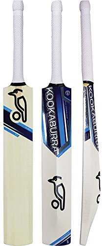 Kookaburra Surge 100 Cricket Bat (2017) - Short Handle, 2lbs 10oz by Kookaburra Cricket