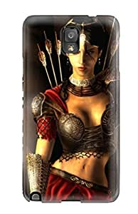 Andters Galaxy Note 3 Hard Case With Fashion Design/ LBUDFNO2931dxQIt Phone Case