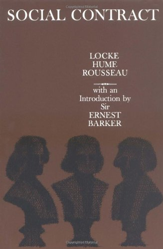 social contract locke and rousseau The social contract, originally published as on the social contract or, principles of political rights (french: du contrat social ou principes du droit politique) by jean-jacques rousseau, is a 1762 book in which rousseau theorized about the best way to establish a political community in the face of the problems of commercial society, which he had already identified in his discourse on.