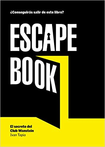 Escape book: El secreto del Club Wanstein Ocio y deportes ...