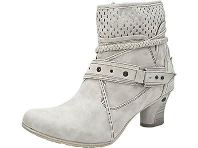 mustang sneaker high ice, Mustang stiefeletten grau damen