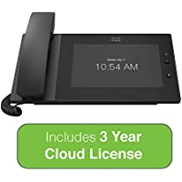 Cisco Meraki MC74 VoIP Cloud Managed MC Enterprise Cloud License and Support - 3 Year
