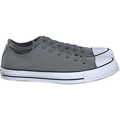 Star Converse Grigio Ox Grey Sneaker All Uomo B6qxvw5Rq