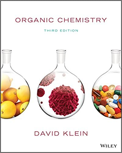 Organic chemistry 3rd edition 3 david r klein amazon fandeluxe Choice Image
