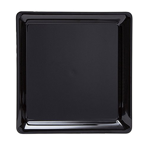 WNA Square Heavyweight Plastic Tray, 16
