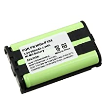 Everydaysource® For PANASONIC HHR-P104 Cordless Phone Ni-MH Battery