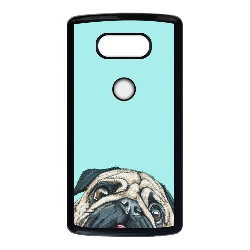 [LG G5 Case, with Best Seller Cute Pug.[KikiBang]] (Best Pug Costumes)