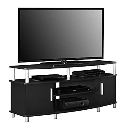 Ameriwood Home Carson TV Stand TVs