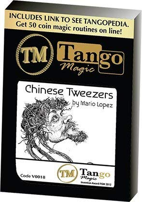 - Chinese Tweezers by Mario Lopez and Tango Magic V0018