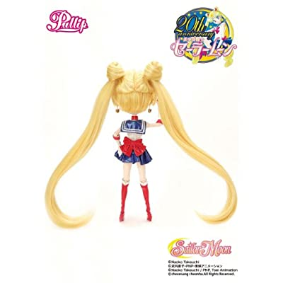 Pullip Dolls Sailor Moon 12 inches Figure, Collectible Fashion Doll P-128: Toys & Games