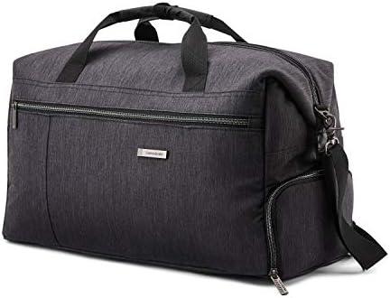 Samsonite Modern Utility Weekend Duffel Bag, Charcoal Heather, One Size
