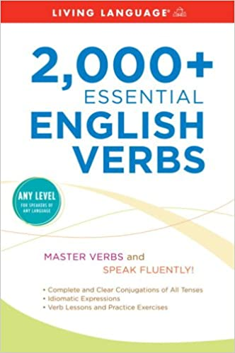 2, 000+ Essential English Verbs (ESL): Living Language ...