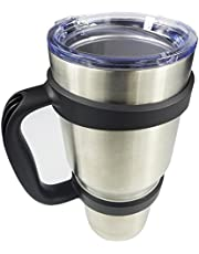 A-Store Handle for 30 oz Yeti Rambler Tumbler Cup Mug Also fits RTIC Thermik and More Tumblers