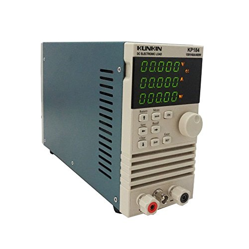 Load Battery Capacity Tester Internal Resistance Tester Power Tester MODBUS RS485/232 400W 40A (40a Electronic)