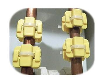 4 pares x acondicionador de agua magnético cal Remover XT6