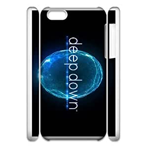 iPhone 6 5.5 Inch Cell Phone Case 3D games Deep Down Game 91INA91193841