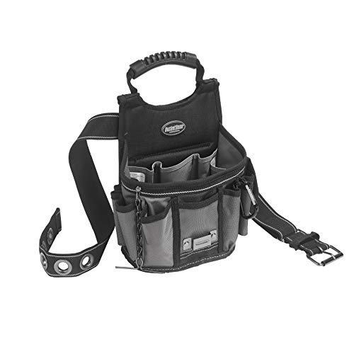 Bucket Boss Sparky Utility Pouch in Grey, 55300