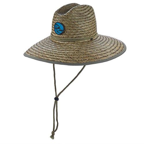 Panama Jack Rush Straw Lifeguard Sun Hat, 4