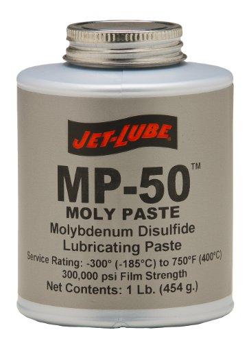 Jet-Lube MP-50 Multi Purpose Non-Melting Moly Paste, 1 lbs Plug Top Can (Mp Paste)
